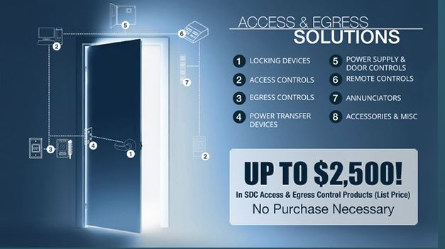 ... App. SDC will recommend a cost effective solution with product information links to retrofit the opening for access \u0026 egress control locking hardware. & SDC Door Snap - Retrofit Made Easy! - The Z Group